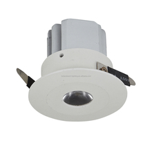 Mini LED spotlight 35mm Diameter,2w/3w small beam angle