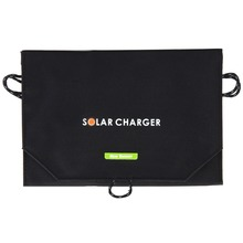 Fashion 7W 1.4A Max Portable Folding Solar Panel Charger Bag for Samsung / HTC / Nokia / Mobile Phones / Other Devices