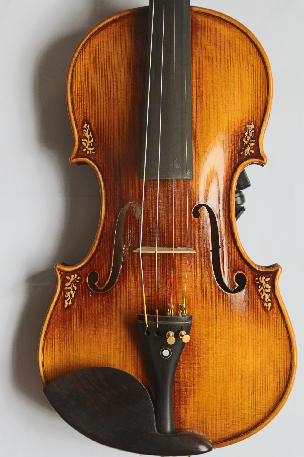 The Baroque Style Hand Carved Professional Hand Made Violin