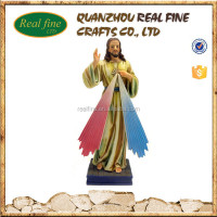 High quality wholesale resin Jesus items