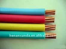 Heavy Duty Strand Copper Conductor PVC Insulated Flexible Electric Wire