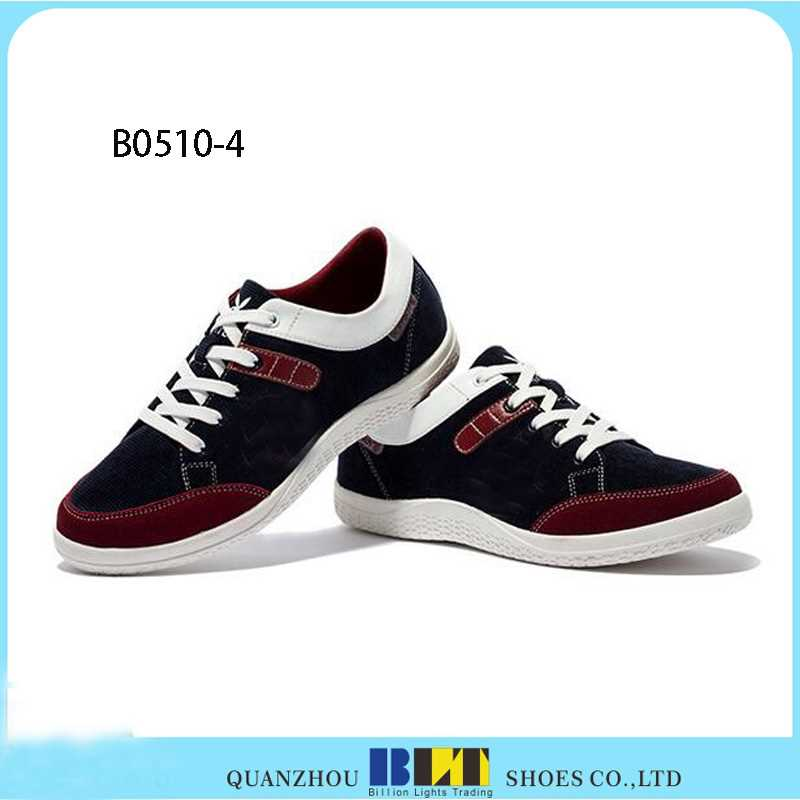 2016 fashion wenzhou casual shoes sro shoes