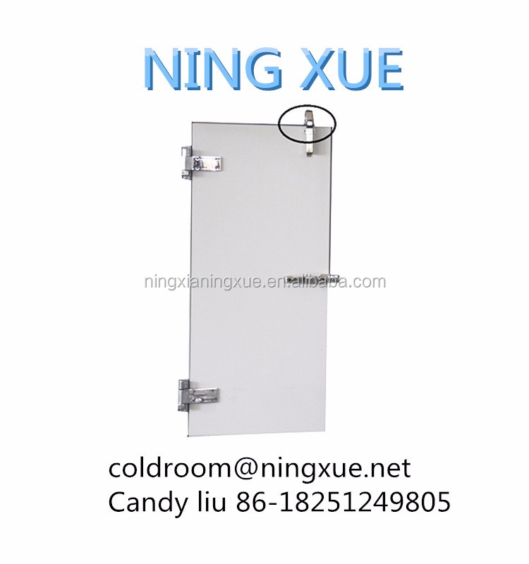 China hinged freezer door for cold room