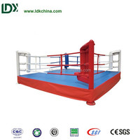 2015 hot sale indoor fitness gym equipment used boxing ring for sale