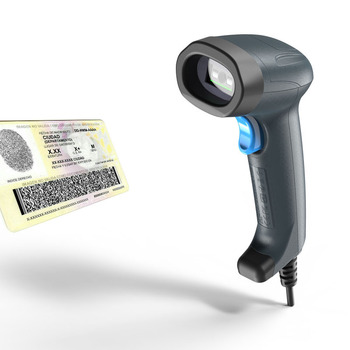 Industrial Ticket ID Card scnaner 2d barcode scanner