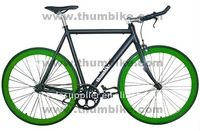 "Good quality Alloy frame 20"" Single Fixed Gear bicycle bike(TMROAD-FG02)"