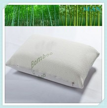 Bamboo Pillow With Shredded Memory Foam and Stay Cool Removable Cover