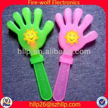 China hand bell clappers LED hand bell clappers Manufacturer