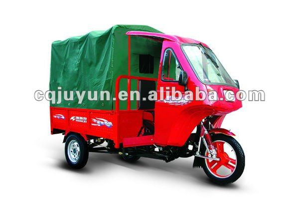 Tricycle with carbin box/Passenger Tricycle with Windshield HL250ZH-4