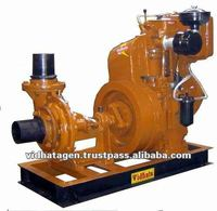 diesel engine water pumper hp