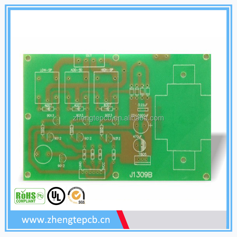 PCB for electric products,OEM welcome hard immersion gold PCB