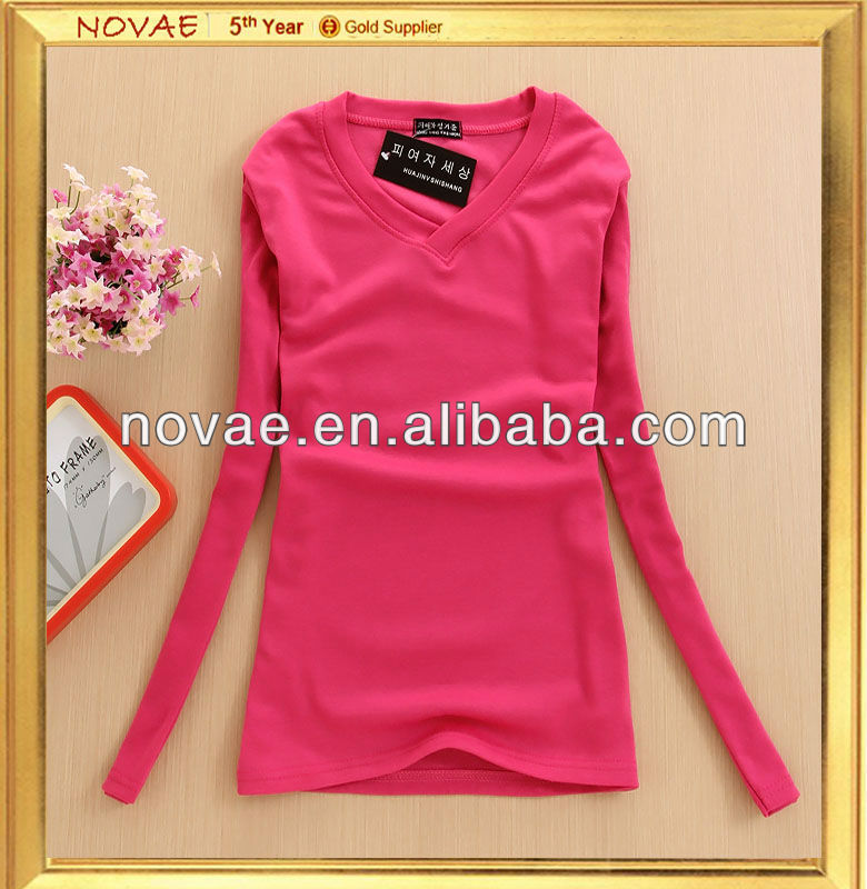 formal shirt / women clothes from garment factory in China