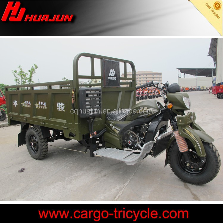 new China opened cab 175 cc 3 wheel motorcycle on sale