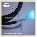 led optic sky,multi Black Jacket fiber optic cable