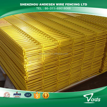 pvc coated decorative welded wire mesh panels