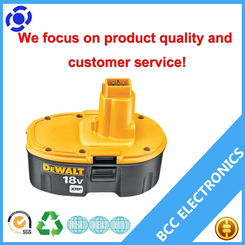 Dewalt power tools dewalt 18v battery ni-mh 3Ah/power tool battery 18v ni-mh 3Ah