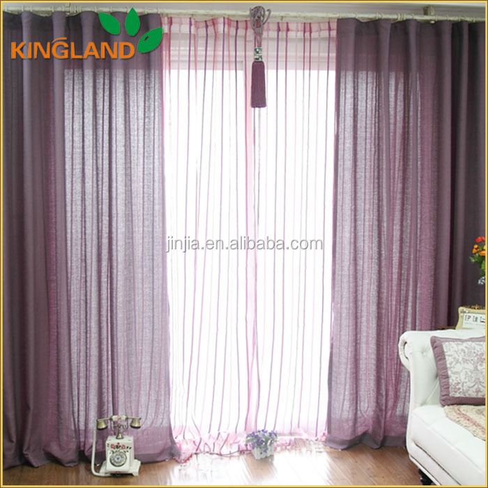 Made in China superior quality curtain fabric foshan