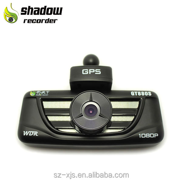 OEM 32gb car black box full hd 1080p car dashcam dvr obd checking support GPS tracking