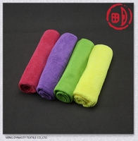 2016 hot sell Cheap microfiber cleaning towel