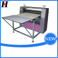 The roller single tape tipping heat press machinery t shirt printing machines for sale