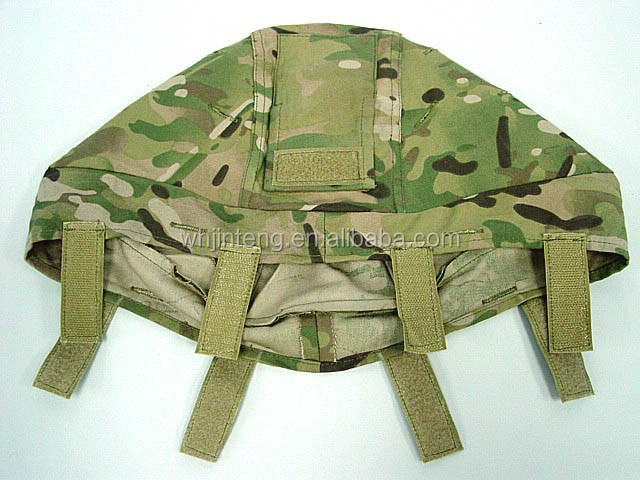 USG multi camouflage MICH TC-2000 ACH kevlar Helmet Cover