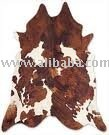 Tri color Cow Hides