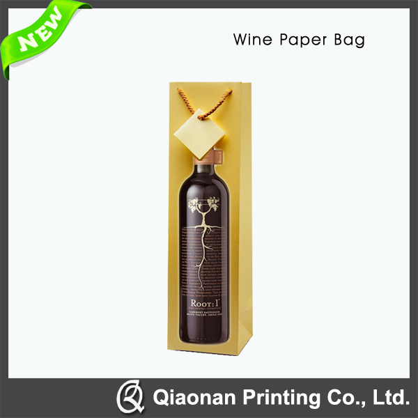 1 Bottle/ 2 Bottles/ 3 Bottles Paper Wine Bag