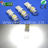 White yellow blue T10 194 W5W 168 60W CR EE led car light Led Tuning Light For all cars