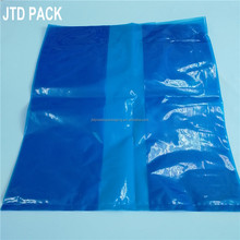 Qingdao JTD Plastic Manufacturer Supplies Low Temperature Virgin LDPE Poly Bags For Frozen Seafood / Fish Packaging Bag