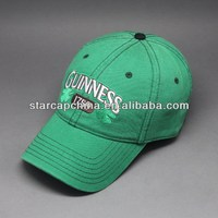 2015 FASHION CUSTOM WASHED COTTON SPORTS CAP WITH EMBROIDERY AND CHEAP PRICE