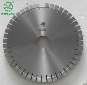 Stone Cutting Tools Normal Silent Core Diamond Blade 36 Circular Saw Blade For Stone Cutting Granite Quartz Cutter