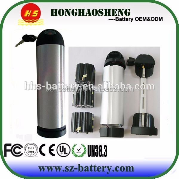 Any requirements and design li ion battery pack can be customized from HHS company