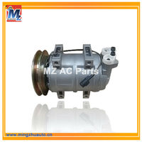 Electric Automotive Compressor For Isuzu NPR 07