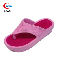 china personalized fancy red ladies chappal sandals shoes
