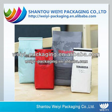 China manufacture high quality wine paper bag with logo printing