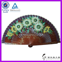 Kinds of Handicrafts and Crafts Spanish Products Portable Wood Fan