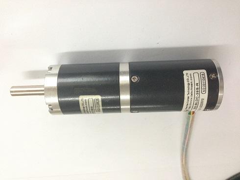 50mm 12v 30rpm High Torque Low Noise Brushless Dc Motor