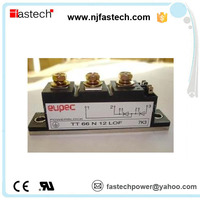 Power Switch Electronic Component TT66N12LOF Thyristor Controller
