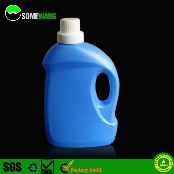 1L, 2L HDPE laundry detergent bottle, liquid detergent bottle packaging