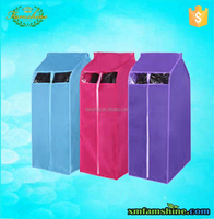eco friendly non woven garment dust proof bag cover