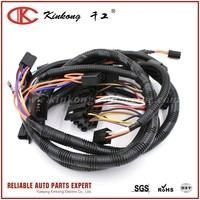 Kinkong China Goods Wholesale Motorcycle Engine Auto Electrical Wiring Harness Connector