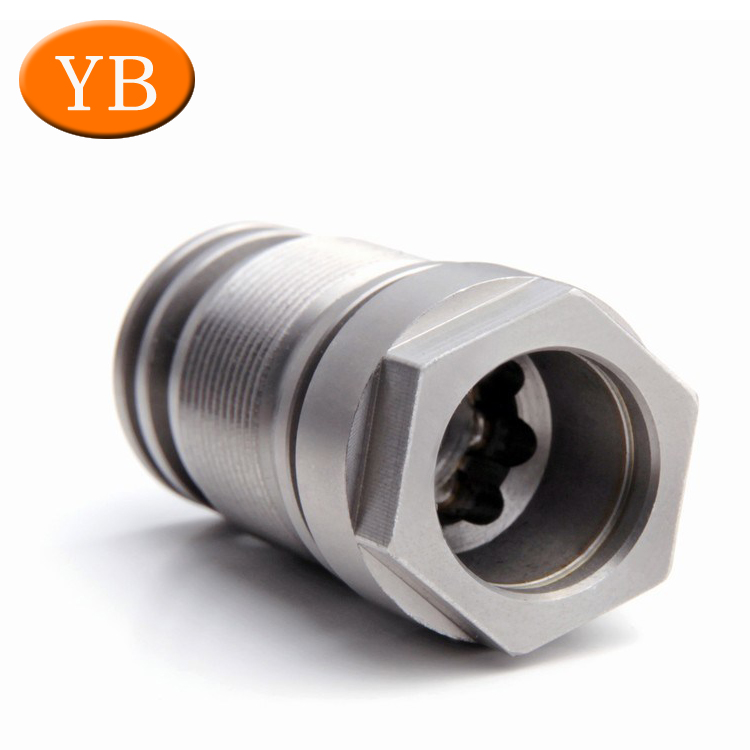 High Quality Mechanical Parts Custom CNC Machine Parts Processing