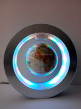 4inch Decorative LED Magnetic Levitating Globe