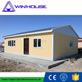 Temporary Prefabricated Bali Fast Construction Houses For Sale