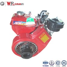 Chang zhou Air cooled 2hp 2600RPM diesel engine 160F