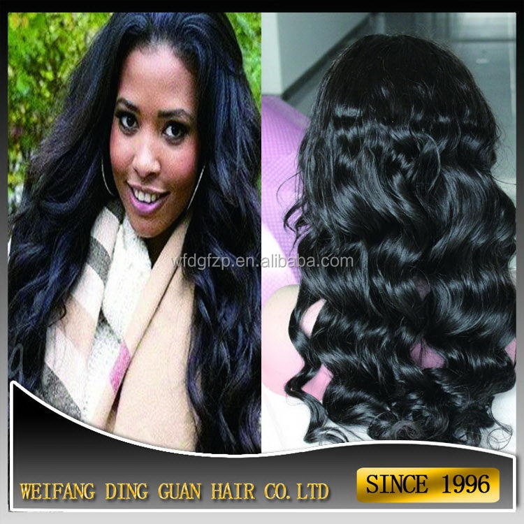 Low price hotsell india remy hair wig shop