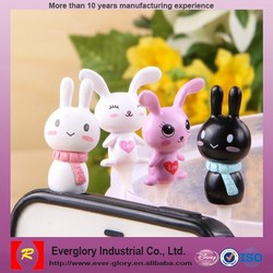 New Arrival Cute Dust Proof Plug Newest Anti Dust Plug For Mobile Phone