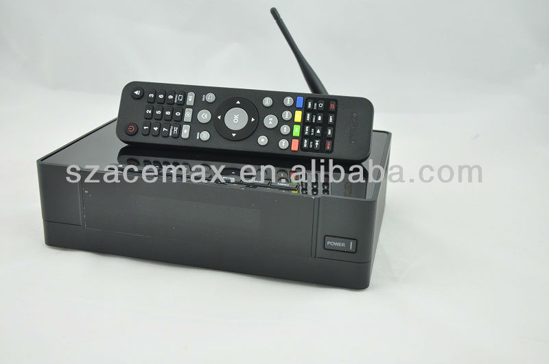 3D 1186 Network HDD Player with DVB-T Recorder,USB 3.0 3.5 inch HDD Android Smart TV, WIFI,PVR,HDMI 1.4