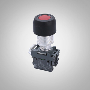 Explosion-proof IP 66 flameproof push button