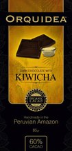 60% Dark Chocolate with Kiwicha